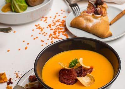 ételfotozás-sütőtök kérm leves