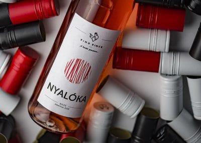 Termékfotózás árak - Pino Pince - Nyalóka bor